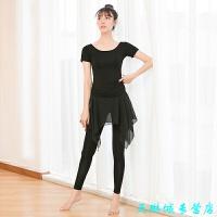 舞蹈练功服套装女 新款裙裤 形体古典现代民族舞服装