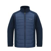 Columbia哥��比�� 2018秋冬新品�敉饽醒b外套保暖抓�q衣P4504