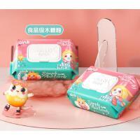 婴儿湿巾纸巾手口屁专用幼儿新生宝宝80抽10大包装家庭实惠装特价
