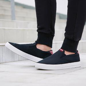 adidas阿迪达斯男子板鞋懒人鞋一脚蹬休闲运动鞋DB0103