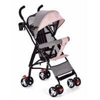 婴儿车推车可坐可躺轻便折叠超轻小儿童宝宝四轮手推车简易bb伞车