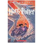 【预订】HARRY POTTER AND THE DEATHLY HALLOWS 哈利.波特与死亡圣器