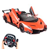 遥控汽车兰博基尼超大号男孩充动电方向盘漂移赛车儿童遥控车玩具