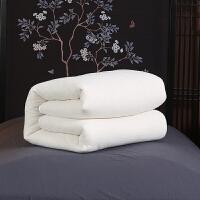 新疆手工棉被棉絮纯棉花被芯垫絮棉胎床垫被褥子被子空调被夏凉被全棉