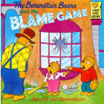 The Berenstain Bears and the Blame Game 《贝贝熊-推卸责任》 ISBN 9780679887430