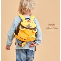 幼儿园书包男女宝宝婴儿童防走失背包可爱小书包童包