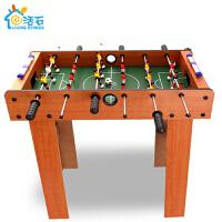 桌上足球台桌式儿童桌面球类 小男孩玩具3-6岁足球机桌游室内运动