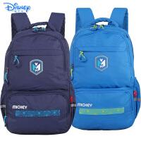 Disney迪士尼中学生休闲书包初中-高中米奇儿童休闲书包双肩包ML0408