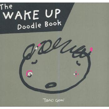Wake Up Doodle Book 五味太郎:没有睡醒的涂鸦书 ISBN9781452107776