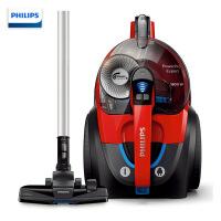 飞利浦(PHILIPS)卧式吸尘器家用强劲吸力大功率高效过滤无尘袋FC9728