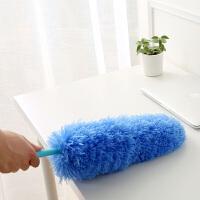 可弯曲纤维除尘掸家用打扫卫生的灰尘掸子车用不掉毛清洁鸡毛掸子