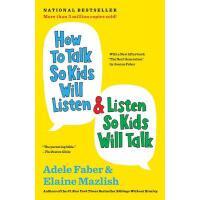 【预订】How to Talk So Kids Will Listen & Listen So Kids Will T
