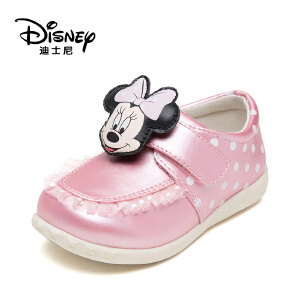 鞋柜/迪士尼童鞋冬女童运动鞋儿童休闲鞋1