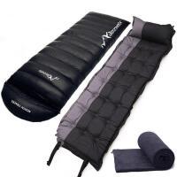 羽绒睡袋户外登山露营冬季睡袋/吊床保暖办公室午休单人睡袋
