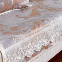 沙发垫夏季凉垫冰丝凉席坐垫防滑夏天机洗单人防水隔尿沙发套 银灰色