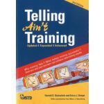 【预订】Telling Ain't Training