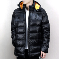 Adidas阿迪达斯 男子 运动羽绒服 户外连帽羽绒外套BS5043