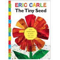 The Tiny Seed艾瑞・卡尔 小种子 英文儿童启蒙益智绘本