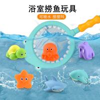 ����洗澡玩具�和����蛩�玩具��~��z玩水游泳男孩�启~�O�W