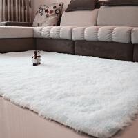 红色婚庆地毯毛毯家用小房间卧室床边地毯客厅茶几垫沙发地毯