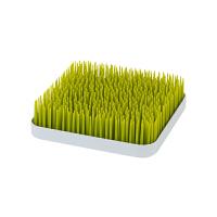Boon 草坪干燥晾奶瓶架通风沥水清洁晾干收纳架 绿白色 B373W1