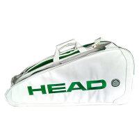 HEAD/海德 温网限量版 9支装网球包 白色PU皮 283024