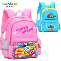 小学生书包男孩1-3年级护脊双肩休闲背包