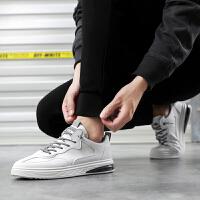 木林森男鞋新款韩版休闲低帮时尚潮流运动板鞋男士休闲鞋男鞋