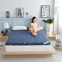 家纺加厚羊毛榻榻米床垫1.5m床加厚单人垫背垫被双人1.8米床褥子被褥
