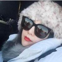 太阳镜女士圆脸韩版眼睛潮明星款眼镜户外新品网红同款新款圆形个性女墨镜男士