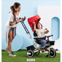 1oe折叠儿童三轮车1-3岁脚踏车宝宝自行车童车婴儿手推车