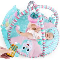 女宝宝玩具3-6-12个月女孩0-1岁男孩婴儿架器脚踏钢琴