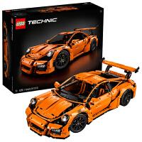 【当当自营】LEGO乐高机械组系列保时捷911 GT3 RS 42056