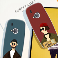 诺基亚3310手机壳全包保护套版防摔情侣款硅胶软外壳2.4英寸