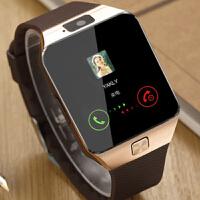 儿童电话手表学生智能手机可爱插卡定位男女孩运动多功能 银黑色32G 运动型