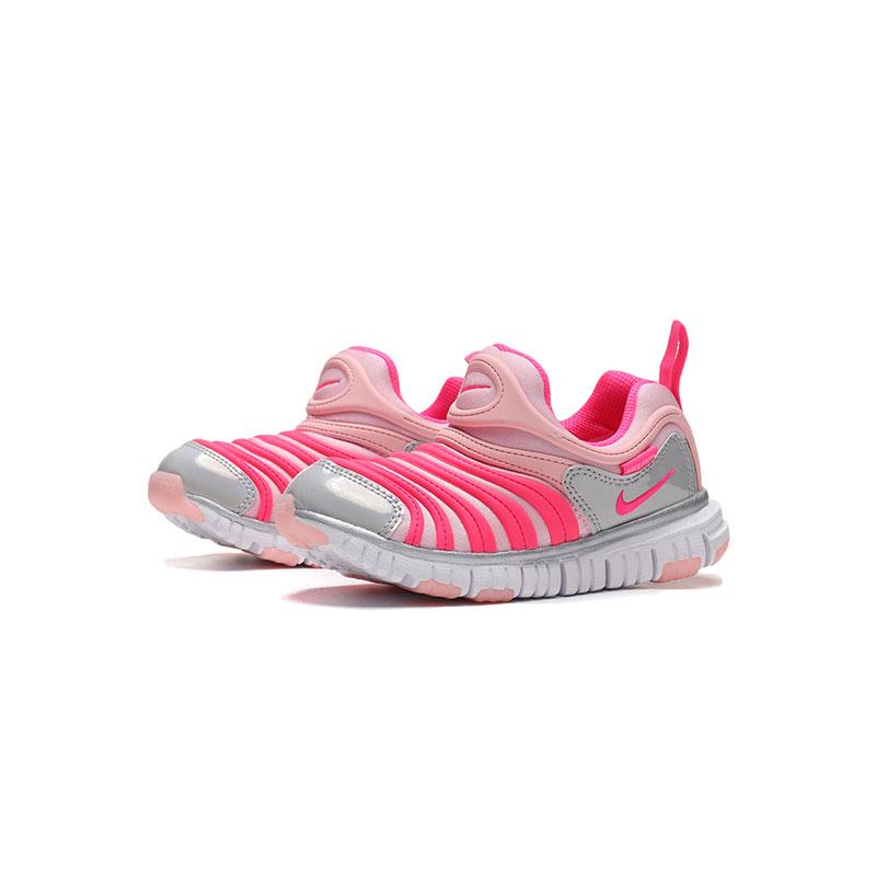 NIKE耐克男童女童休闲鞋2019新款毛毛虫舒适时尚小童跑步运动鞋CI1187 活力出游!满199-10!满300-40!满600-80!
