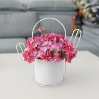 仙人掌花瓶套装仿真花假花摆件客厅桌面创意酒店咖啡停假花盆