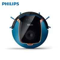 飞利浦(Philips)智能自动真空吸尘器FC8812 预约定时 自动清扫模式0.4L集尘容量扫拖一体机器人
