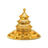 3D立体金属拼装建筑模型-天坛祈年殿 高难度益智玩具创意生日礼物