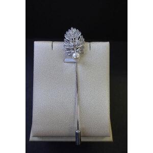 淡水珍珠胸针2