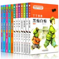 丁丁当当 曹文轩作品 全套7册+植物大战僵尸2科学漫画礼盒装全5册7-14岁