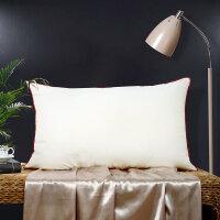 水星家纺杜邦Sustans舒弹丝十孔抗菌枕枕芯单人家用睡眠压不扁