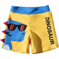 儿童泳裤男童中大童婴儿宝宝游泳装备时尚卡通可爱游泳衣