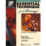 【预订】Essential Technique 2000 for Strings A Comprehensive Sr