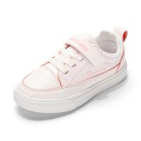 女童小白鞋2020春季新款童鞋儿童白色板鞋