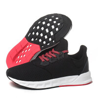 adidas阿迪达斯女鞋跑步鞋2018年新款黑武士运动鞋BB4406