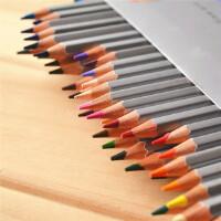 马可7100绘画彩色铅笔 24 36 48 72色油性彩铅 铁盒装填色彩笔