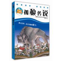 《最励志动物小说:孤狼传说》