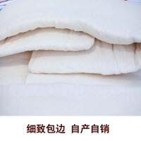 新疆棉被棉花被芯纯棉花垫被棉絮单双人学生被子冬被全棉加厚保暖 1