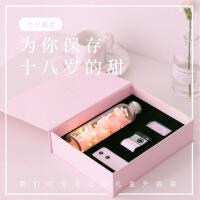 ????定制胶卷相册樱花灯礼盒 DIY创意生日礼物送女朋友闺蜜